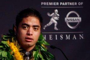 Heisman Trophy Presentation
