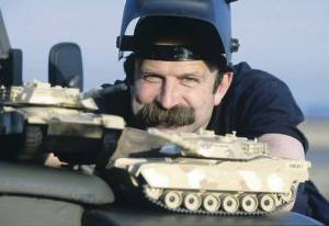 Serj the Tank